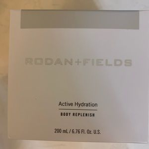 Rodan and Fields active hydration body